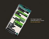 Maio Amarelo 2021 - Prado Powerchips