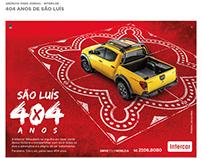 404 Anos de São Luís