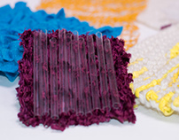 Textile Material Explorations