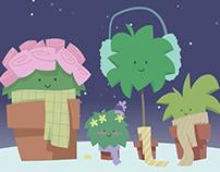 Weather Sensitive Plants