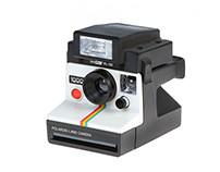 Produktfotografie – Polaroid Landcamera 1000
