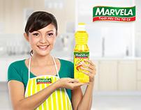Marvela Microsite