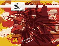 Etiqueta Cerveza Allende