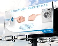 Indesit - ADV for Innex
