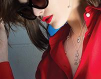 ANDREA MOORE Sunglasses Campaign 2014-15
