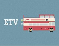 ETV Identity (Ident, Sting, Caption)