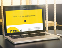 Oner Homepage Redesign