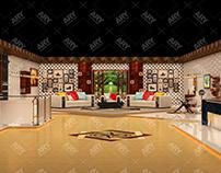ARY ZINDAGI SALAM ZINDAGI SHOW Set Design 2017