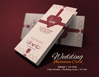 Wedding Invitation Card for Lovely Couples