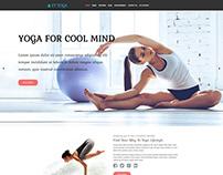 ET Yoga – Responsive Yoga WordPress Theme