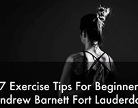 7 Exercise Tips (Video)