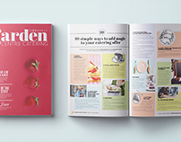 Garden Centre Catering | Redesign
