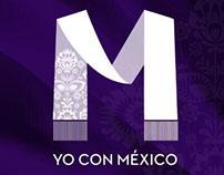 Identidad Gráfica y Lanzamiento Yo con MX