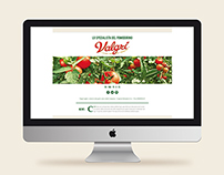 Valgrì New Website 2015