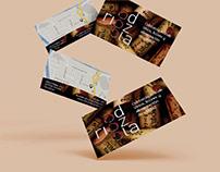 Diseño de tarjetas de visita Odriozola Ardoak