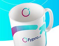 Identidad Corporativa [Fypro]