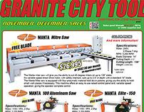 Granite City Tool Nov-Dec Fabrication Flyer 2014