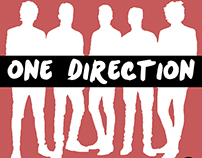 One Direction Infographic