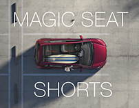 Magic Seat Shorts