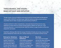 HealthTech Holdings design work