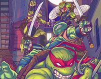 Teenage Mutant Ninja Turtles Fan-art