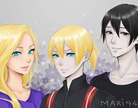 Inojin Family