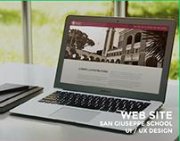 Web Site - Scuola San Giuseppe