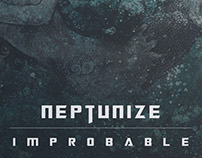 NEPTUNIZE ALBUM COVER DESIGN
