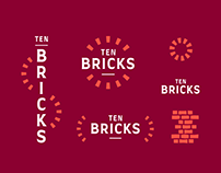 Ten Bricks - Small Identity
