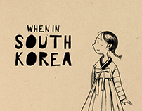 Traveling Diary - South Korea
