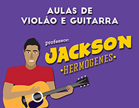 Jackson Hermógenes Poster