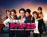 SRES PAPIS / Mega / Dittborn&Unzueta