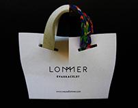 Packaging for LOMMER bracelets