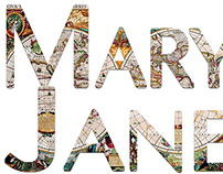 Mary Jane Skateboards