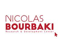 Nicolas Bourbaki R&D Center - Website Project