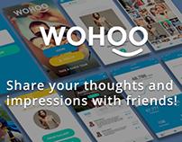 Wohoo - iOS App