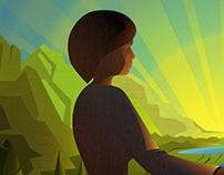 Optilife Promotional Illustrations