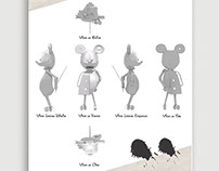 Mickey 3D Model