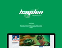 Hayden Paddon | Client 2018