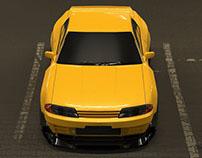 Nissan Skyline R32 TDR