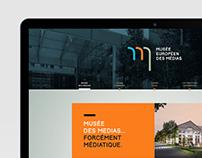 Digital Publishing for MEM (Musée Européen des Médias)