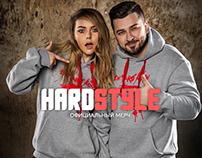 Hardplaystyle. Online store design development