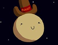 Pobre Plutón!/Poor Pluto!