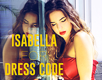 Isabella for Dress Code. EDITORIAL