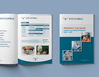Catalog for Health and Safety Products Manufacturer