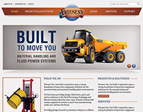 Website UI - Friesen's Incorporated Draft