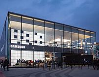 2018 Pyeongchang Olympic Samsung Pavillion