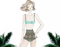 Sandie - Beachwear