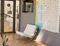 Mapa de Cercanía - Centro de Atención al Turista