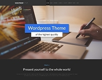Monstroid: New Premium Business WP Theme